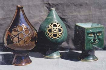 Candle Holders (3)