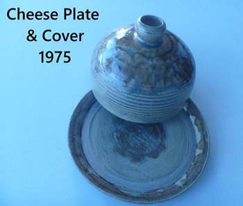Cheese Plate and Cover