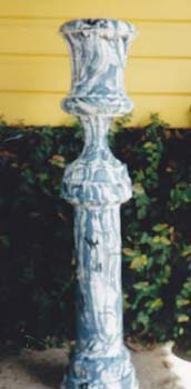 Etruscan Vase on stand
